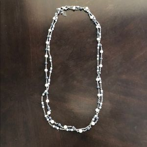 Lia Sophia Pearl Necklace